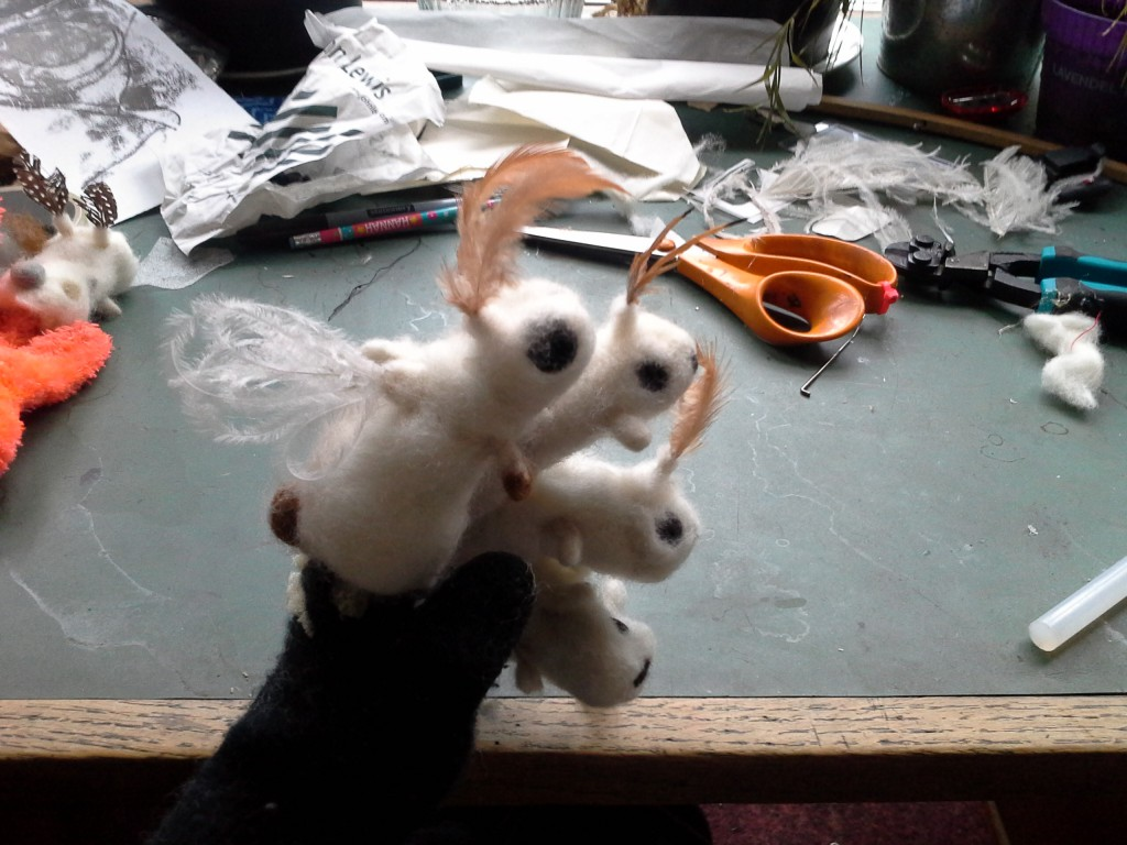 Fairy Petting Zoo Finger Puppets